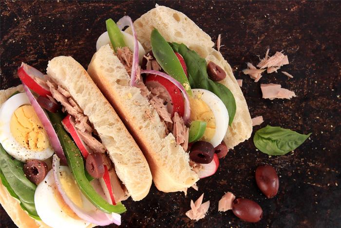 сандвич никозия